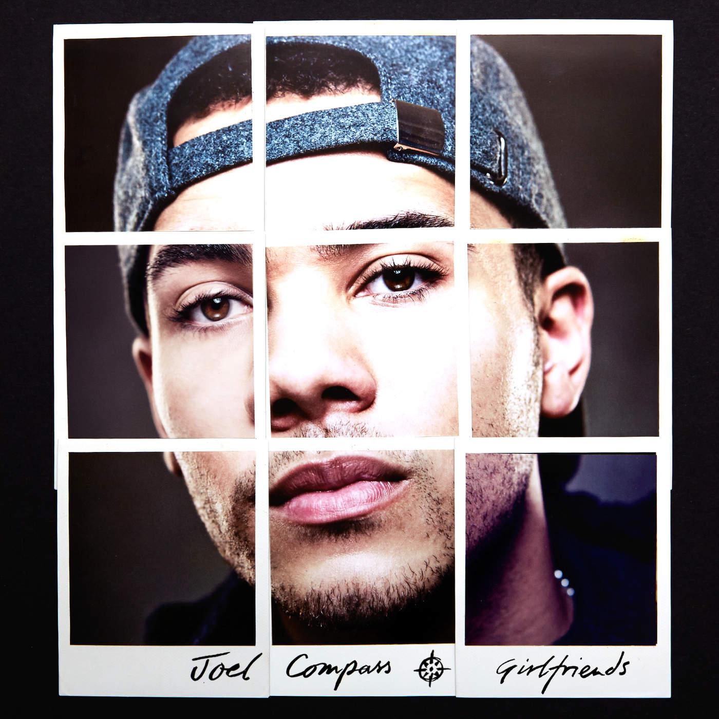 Joel Compass - Girlfriends - Single Cover