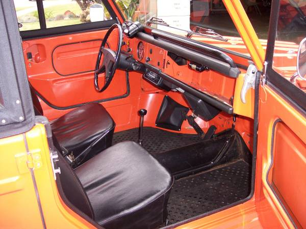 Barn Find 1973 Volkswagen Thing Buy Classic Volks