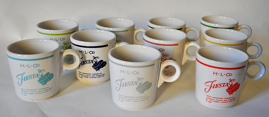 9c5d11706a797a The Little Round Table  50th Anniversary Mugs