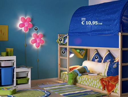Blomst for Ikea dormitorios infantiles y juveniles