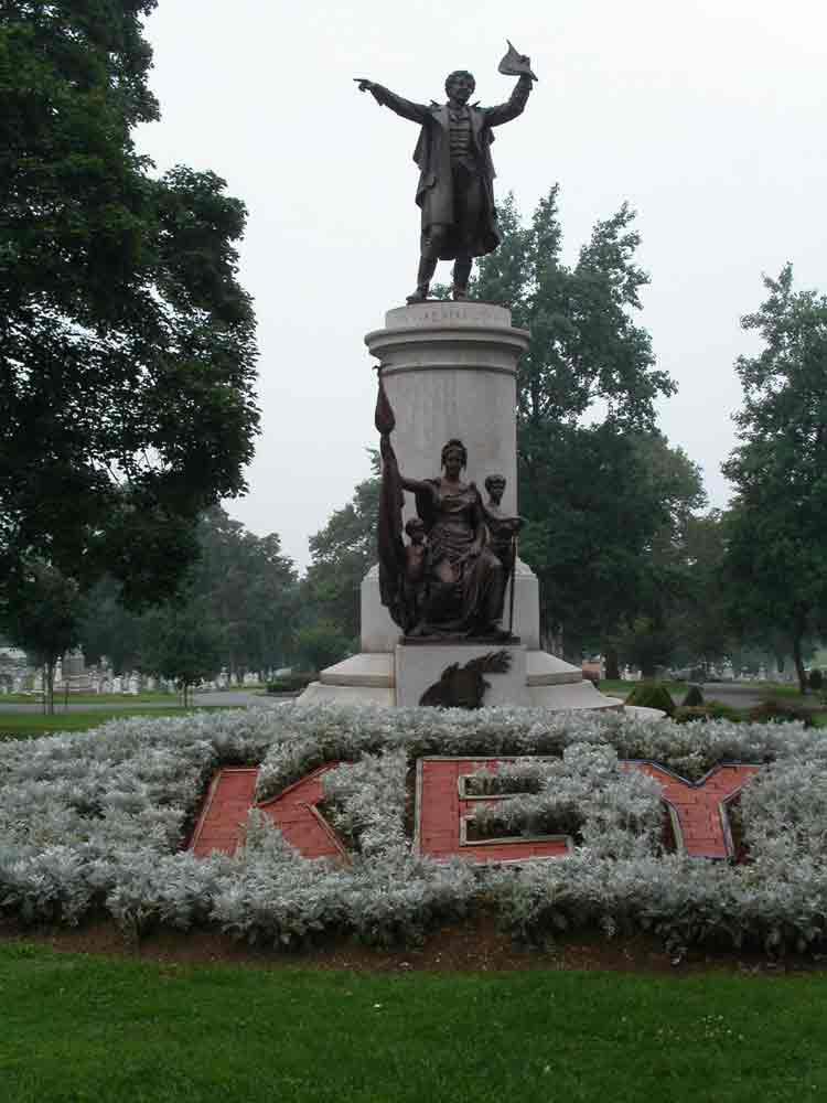 Francis Scott Key Grave Memorial