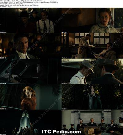 Gangster Squad (2013) 1080p BluRay x264 - SPARKS