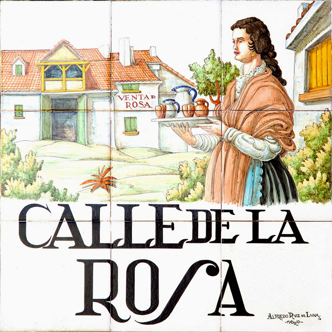 Calle de la Rosa
