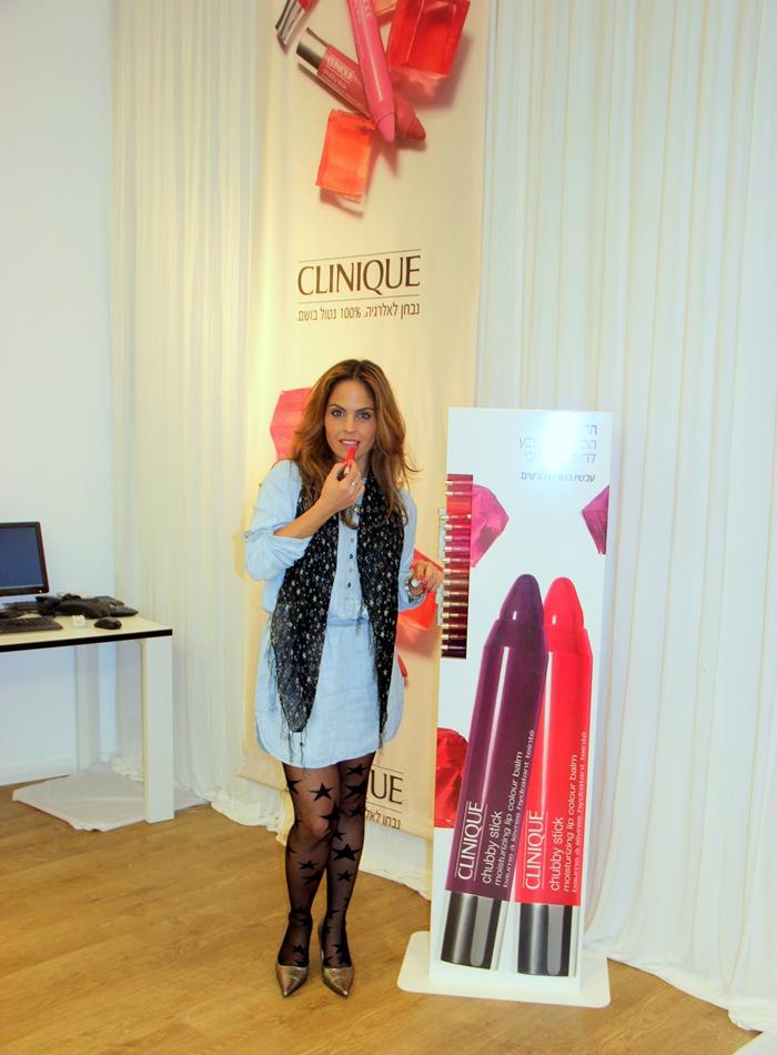 בלוג אופנה Vered'Style צ'אבי סטיק קליניק