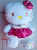 Boneka Hello Baju Gaun