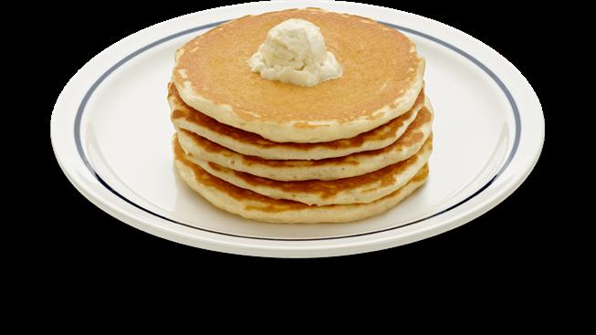 On pancakes, flapjacks, hotcakes, griddlecakes, hoecakes, johnnycakes ...