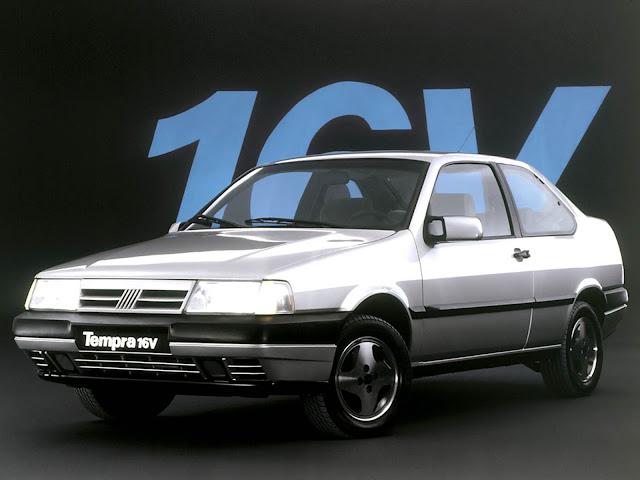 Fiat Tempra 2.0 16V 1993 - R$ 176.200 reais