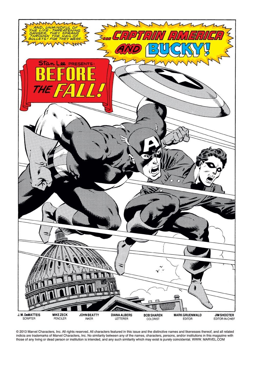 Captain America (1968) Issue #281 #197 - English 2