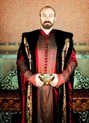 Muhteşem yüzyil takilari sultan süleyman tuğra mühür yüzük