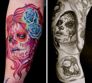 ... /2011/04/inspiracoes-para-tattoos-caveiras / www.atattoo.blogspot.com