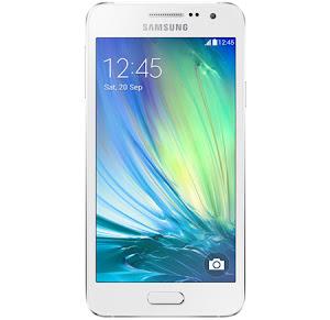 Samsung Galaxy A3 (front)