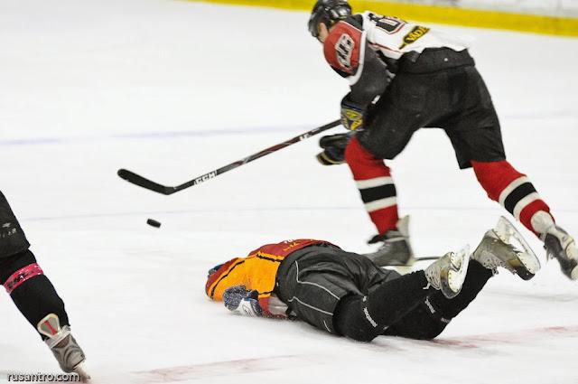 ZAHL Igate Tērvete hokejs ice hockey Latvia