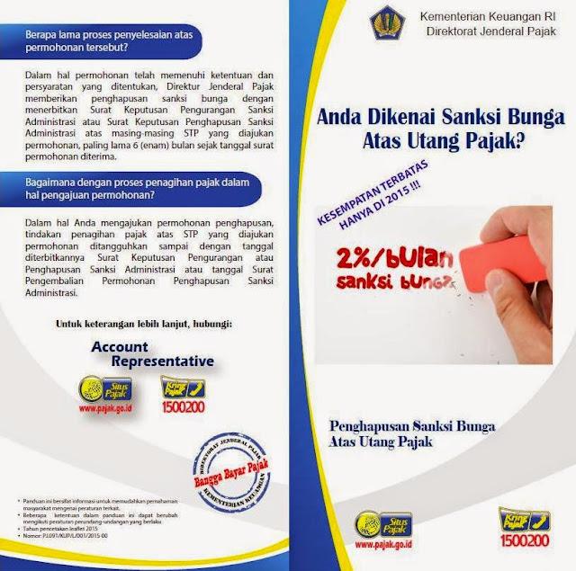 Leaflet Pajak