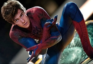 Andrew Garfield en The Amazing Spider-Man