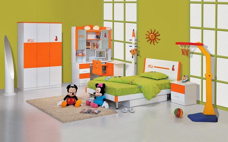 1 تشكيلة غرف نوم اطفال حديثة
