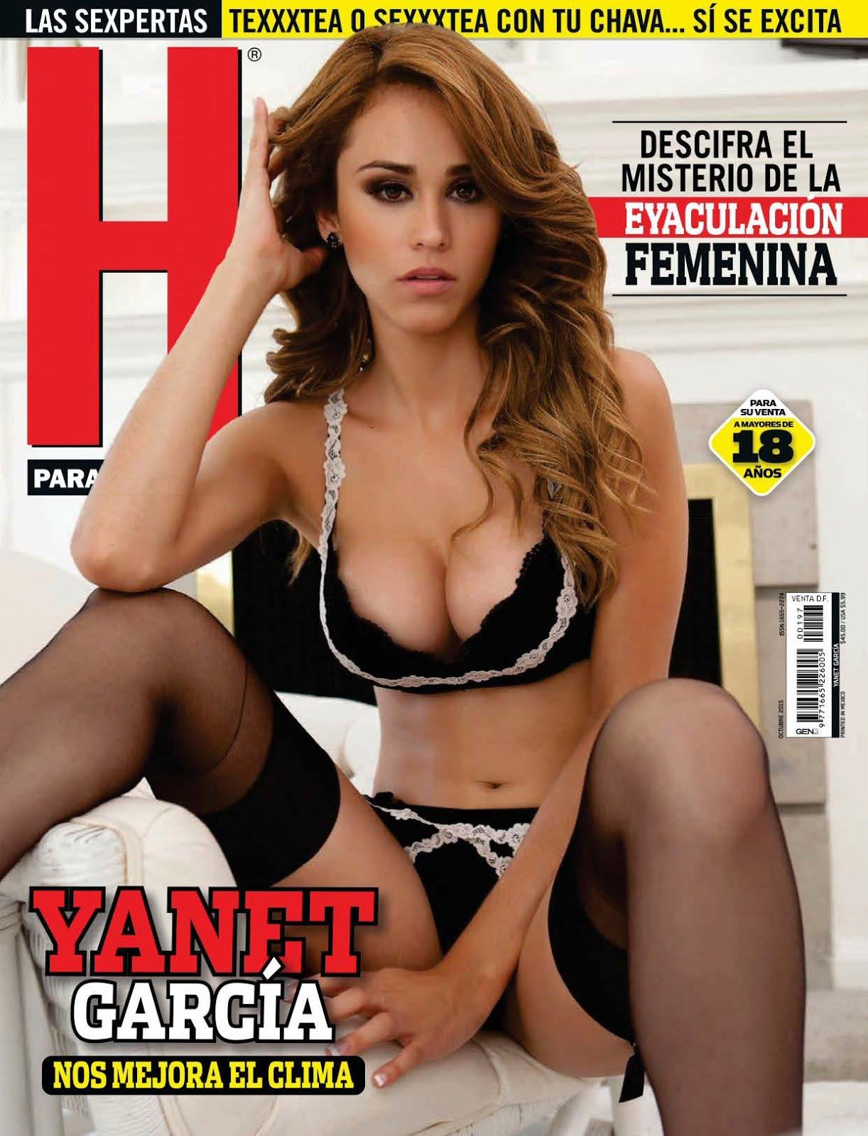 Yanet Garcia en H 2015