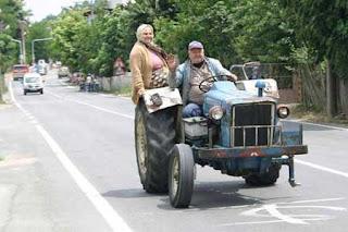 Echilibru tractor