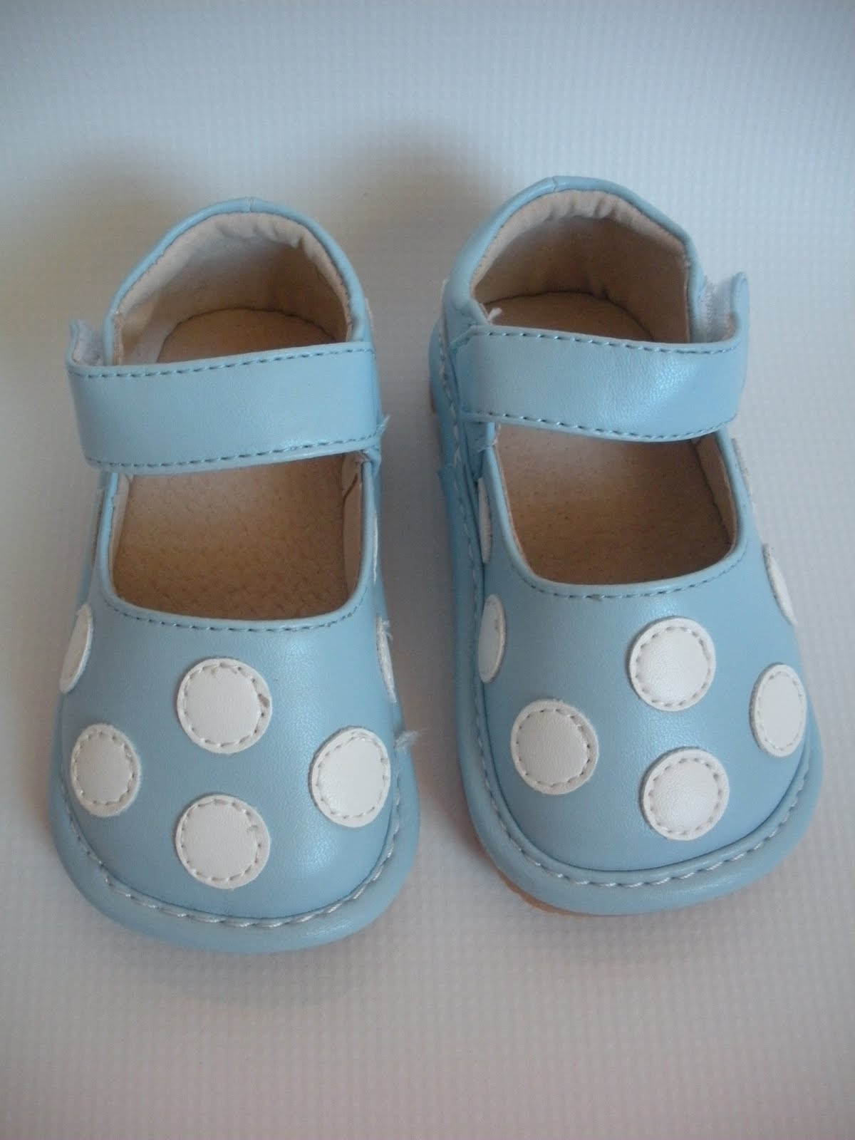Squeaky Shoes for Tiny Tots