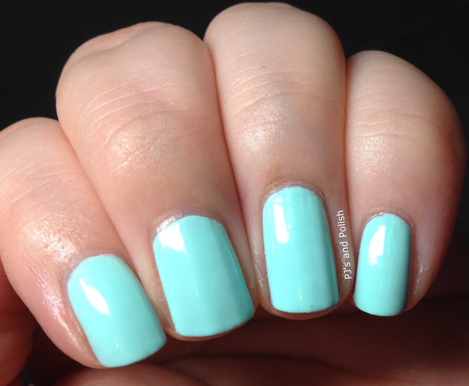 Swatch and Review China Glaze At Vase Value City Flourish Peonies & Park Ave HK Girl