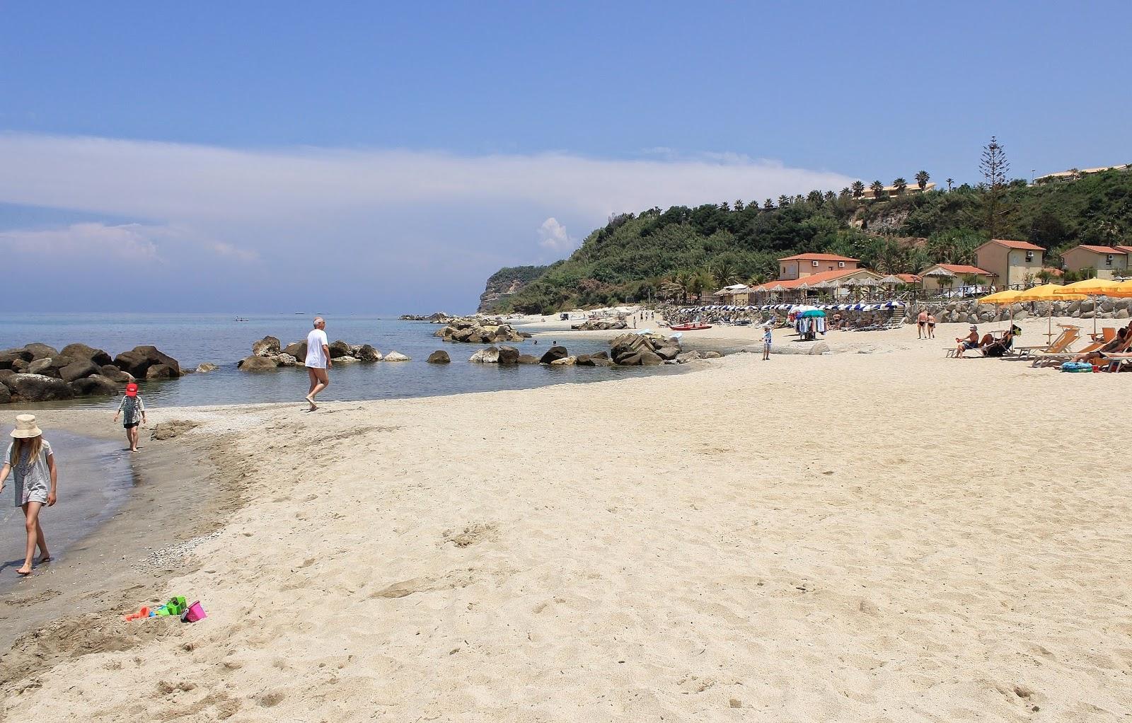 Plaża Kalabria, Włochy