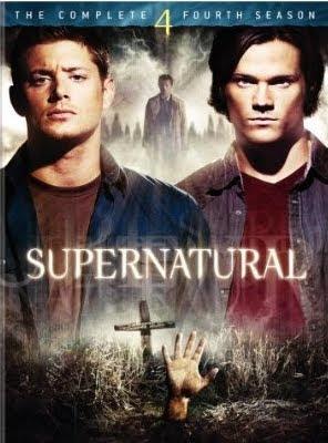 Baixar Supernatural 4ª Temporada Download Grátis