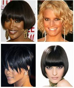 short hairstyles photo