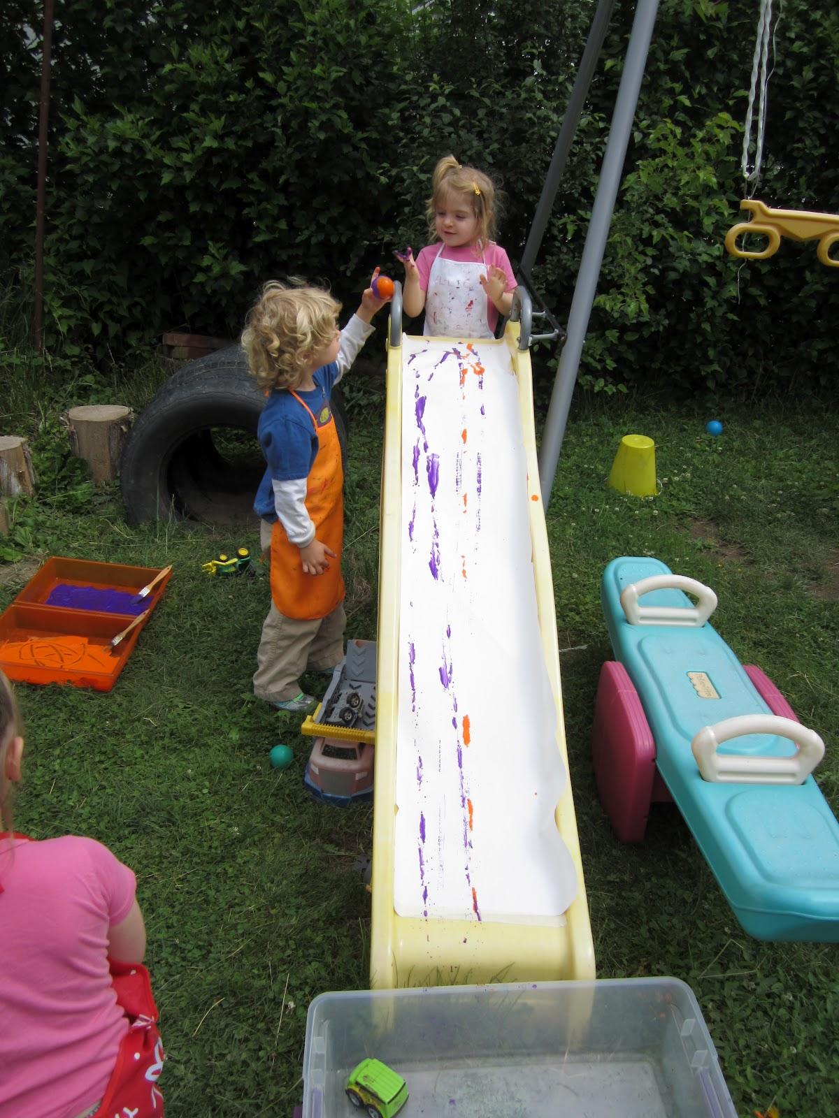 art and soul preschool: Carnival and Camping Fun!