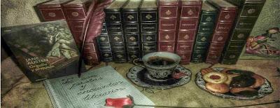 Té con pastas y encuentros literarios