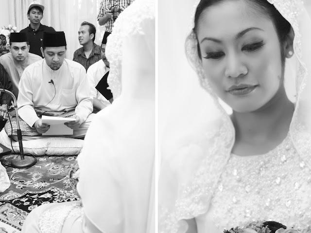 majlis pernikahan imran & azura 4