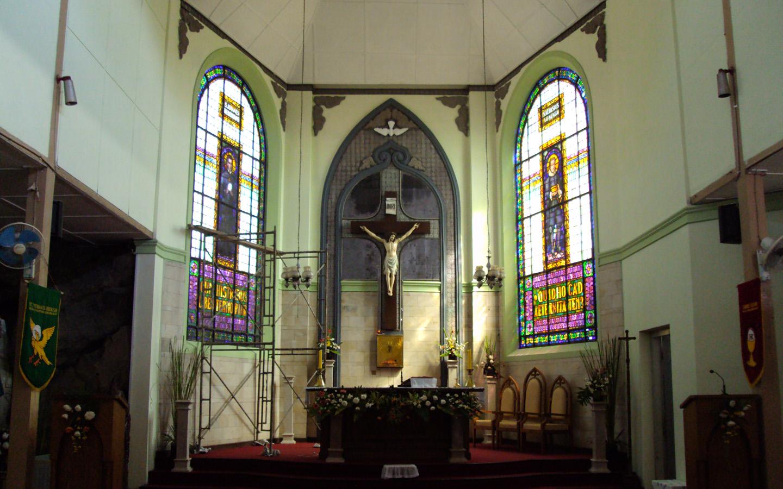 Paroki St Aloysius Mlati