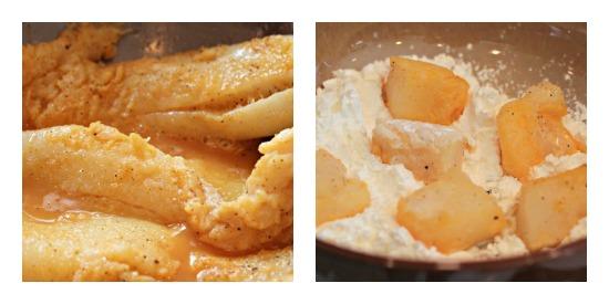 Gluten free lite oven fried cod fish creollo gluten free for Fish sauce gluten free
