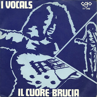 i vocals: il cuore brucia (1970)