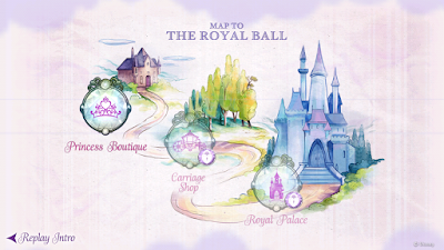 Royal Ball, Disney, Princess, Walmart, App,