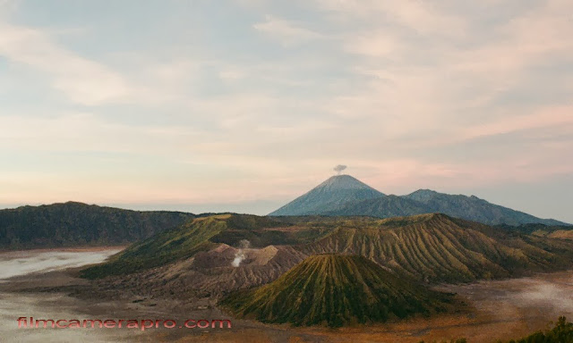 Superb Bromo Landscape