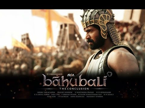 Bahubali 2 The Conclusion By Prabhas Tamanna Full Official