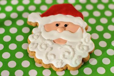 Christmas cinnamon sugar cookie