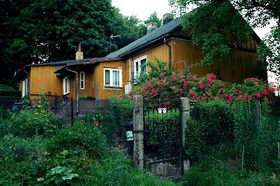 stary domek