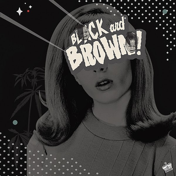 Black and Brown - Black and Brown  Cover