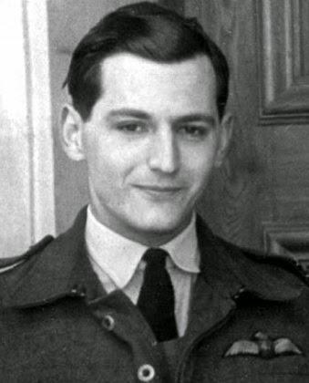 John Lawrence Wemyss Ellacombe - No. 253 Squadron