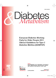 Ada 2012 diabetes guidelines