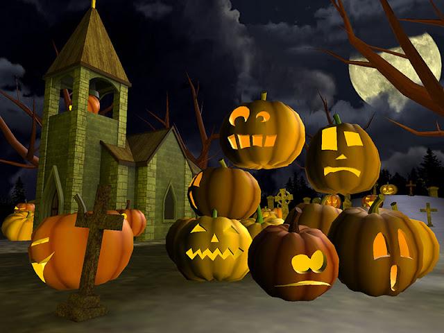 all screensavers halloween - photo #13