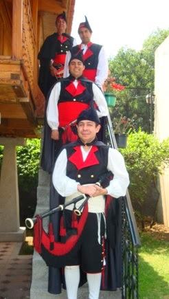 Banda de Gaitas Casa de Asturias