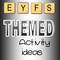 topic themed activity planner