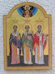 Le icone dei santi per ogni mese- www.mirabileydio.it
