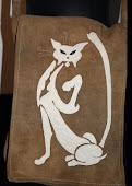 biała kotka