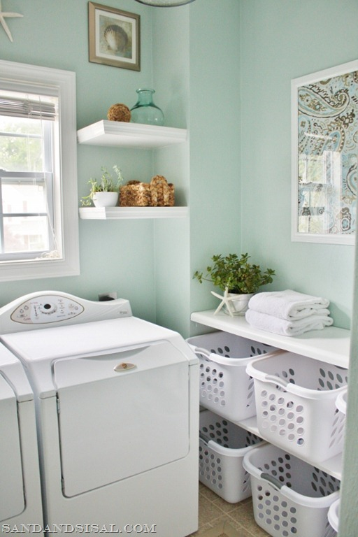 10 laundry room ideas fun home things - Cuarto de lavado ...