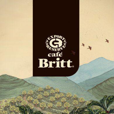 Cafe Britt Australia & New Zealand