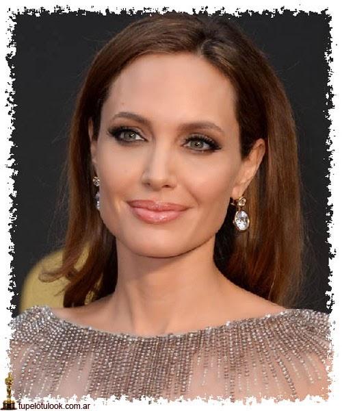 cortes de pelo 2014 Angelina Jolie