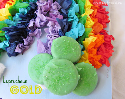 Recipe: Leprechaun gold