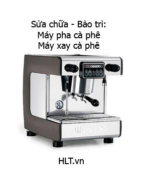 Sửa máy pha, máy xay cafe